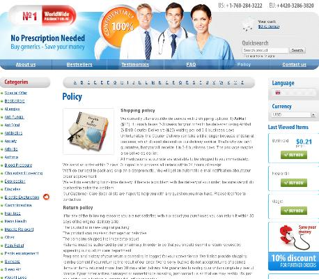 PlanetDrugsDirect com: Canadian Pharmacy | Order Prescription